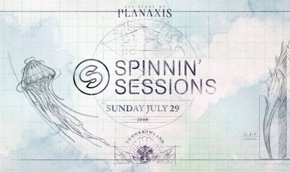 Spinnin' Sessions | Tomorrowland 2018